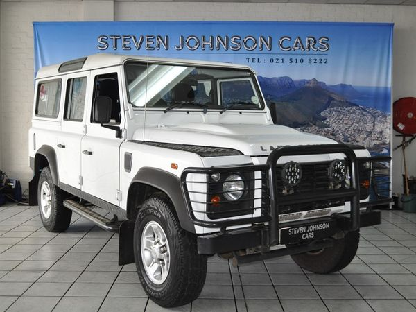 2011 Land Rover Defender 110   2.2d Sw  Western Cape Cape Town_0