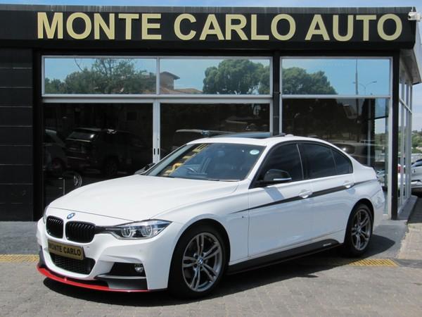 2018 BMW 3 Series 320D Edition M Sport Shadow Auto Gauteng Sandton_0