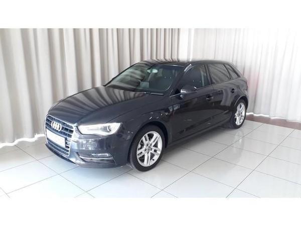 2013 Audi A3 Sportback 1.4TFSI S Gauteng Vereeniging_0