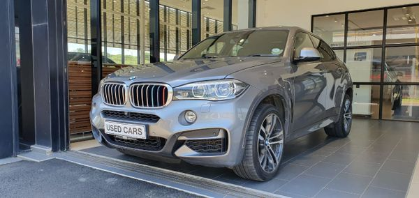 2015 BMW X6 X6 M50d Kwazulu Natal Kwazulunatal_0