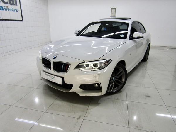 2017 BMW 2 Series 220D M Sport Auto Gauteng Pretoria_0