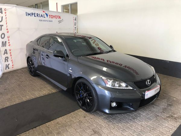 2011 Lexus IS Is-f  Mpumalanga Nelspruit_0