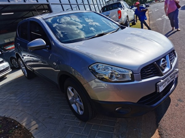 2013 Nissan Qashqai 1.5 Dci Acenta  Gauteng Kempton Park_0