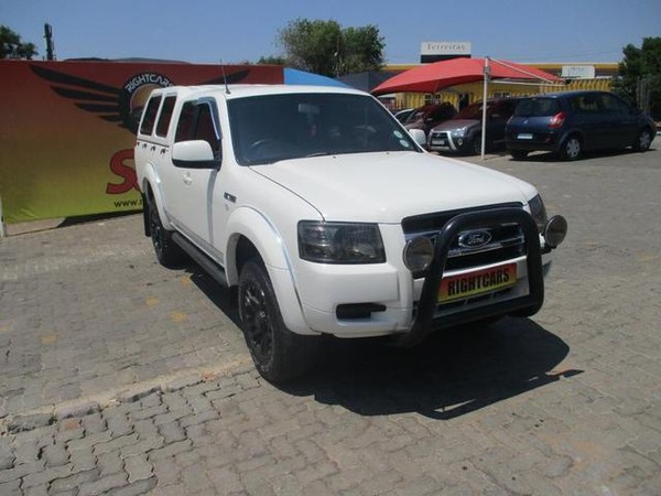 2008 Ford Ranger 3.0tdci Xlt Hi-trail Pu Sc  Gauteng North Riding_0