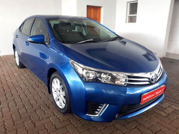 2015 Toyota Corolla 1.4D Prestige Gauteng Vanderbijlpark_0