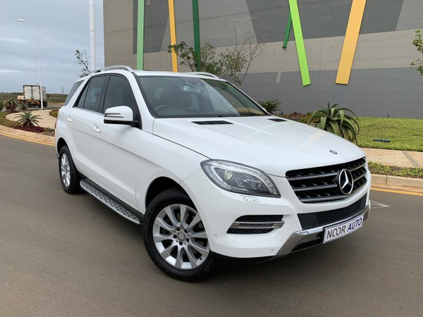 2014 Mercedes-Benz M-Class ML 250 Kwazulu Natal Umhlanga Rocks_0