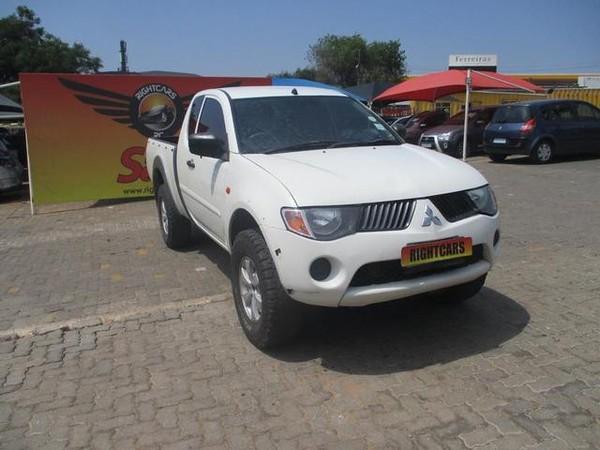 2010 Mitsubishi Triton 2.5 Di-d Club Cab Pu Sc  Gauteng North Riding_0