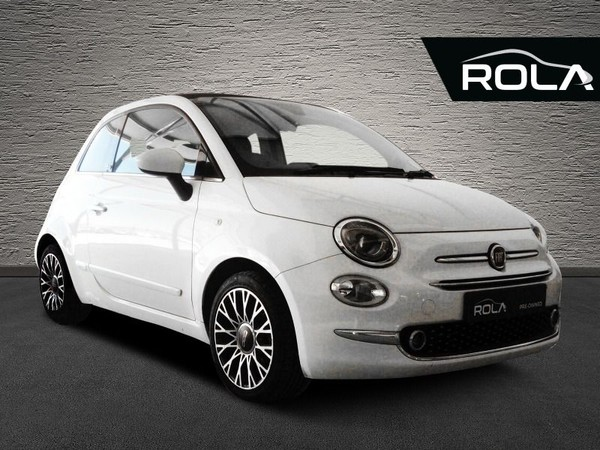 2017 Fiat 500 900T Twinair Lounge Cabriolet Western Cape Somerset West_0