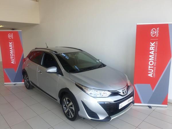 2018 Toyota Yaris 1.5 Cross 5-Door Gauteng Vereeniging_0