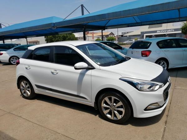 2015 Hyundai i20 1.4 Fluid Auto Gauteng Vereeniging_0