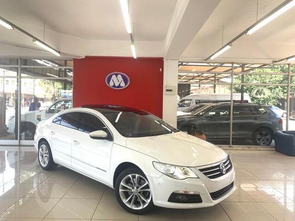 2012 Volkswagen CC 2.0 Tdi Bluemotion Dsg  Gauteng Vereeniging_0