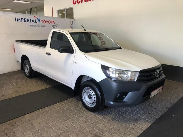 2019 Toyota Hilux 2.4 GD AC Single Cab Bakkie Mpumalanga Nelspruit_0