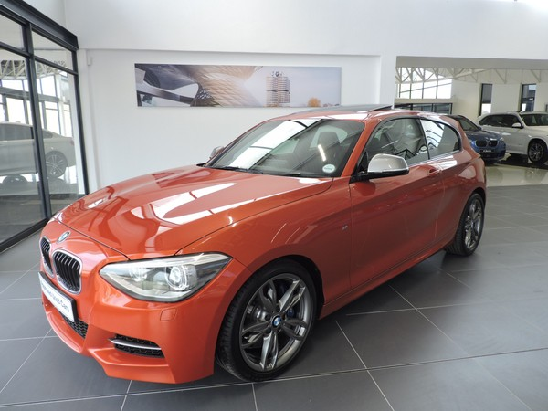 2015 BMW 1 Series BMW M135i Auto Western Cape Somerset West_0