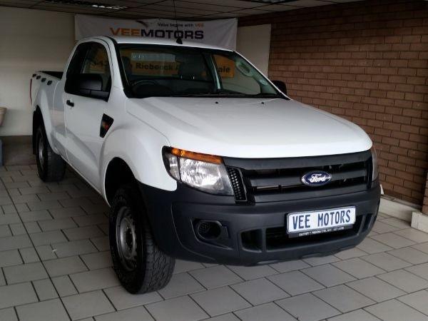 2015 Ford Ranger 2.2tdci Xl Pu Supcab  Gauteng Edenvale_0