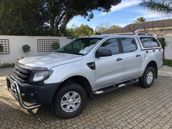 2015 Ford Ranger 2.2tdci Xl Pu Dc  Western Cape George_0
