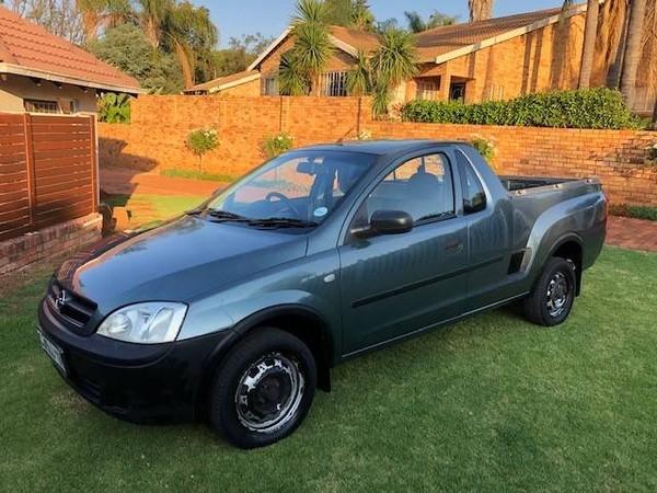 2005 Opel Corsa Utility 1.8i Pu Sc  Gauteng Garsfontein_0