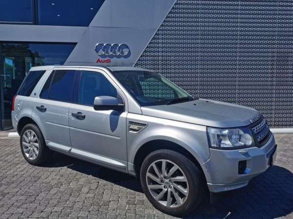 2011 Land Rover Freelander Ii 2.2 Sd4 Hse At  Western Cape Claremont_0