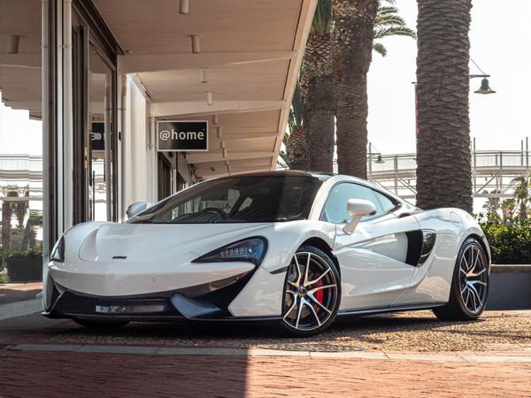 2017 McLaren 570 GT Coupe Western Cape Cape Town_0