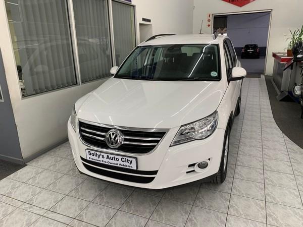 2011 Volkswagen Tiguan 1.4 Tsi Bmot Trend- Fun  Eastern Cape Port Elizabeth_0