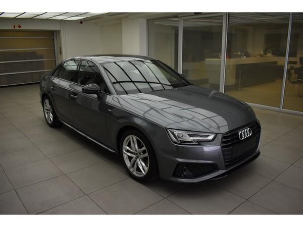 2019 Audi A4 2.0TDI SPORT ST BLACK EDITION Gauteng Sandton_0