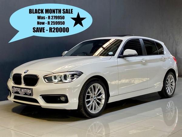 2015 BMW 1 Series 120i 5DR Auto f20 Gauteng Vereeniging_0