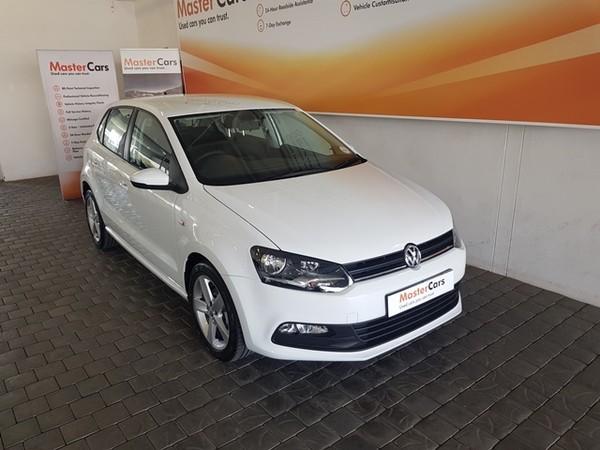 2019 Volkswagen Polo Vivo 1.6 Highline 5-Door Free State Bloemfontein_0