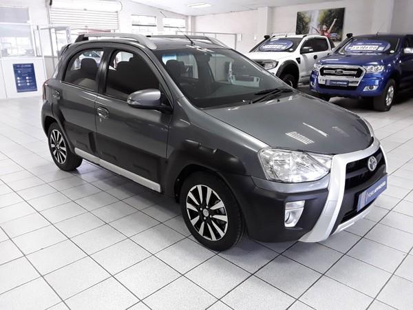 2016 Toyota Etios Cross 1.5 Xs 5Dr Mpumalanga Lydenburg_0