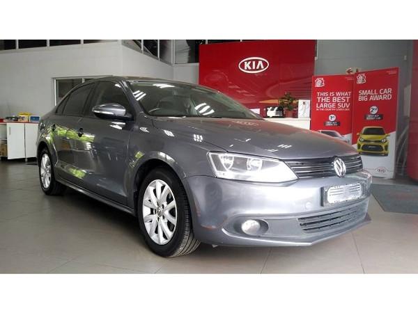2013 Volkswagen Jetta Vi 1.6 Tdi Comfortline Dsg  Free State Bethlehem_0