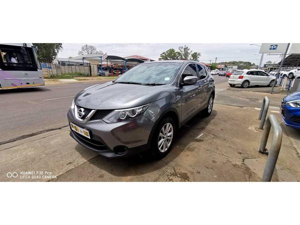 2016 Nissan Qashqai 1.5 dCi Acenta Gauteng Pretoria_0