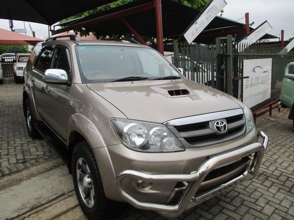 2008 Toyota Fortuner 3.0d-4d Rb  Mpumalanga Nelspruit_0