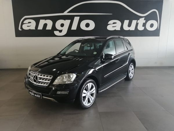 2011 Mercedes-Benz M-Class Ml 350 Cdi At  Western Cape Athlone_0