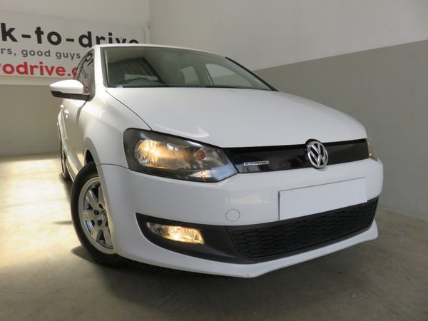 2013 Volkswagen Polo Volkswagen Polo 1.2 Tdi Bluemotion Gauteng Randburg_0