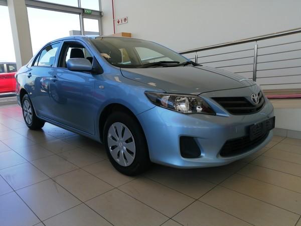 2018 Toyota Corolla Quest 1.6 Western Cape George_0