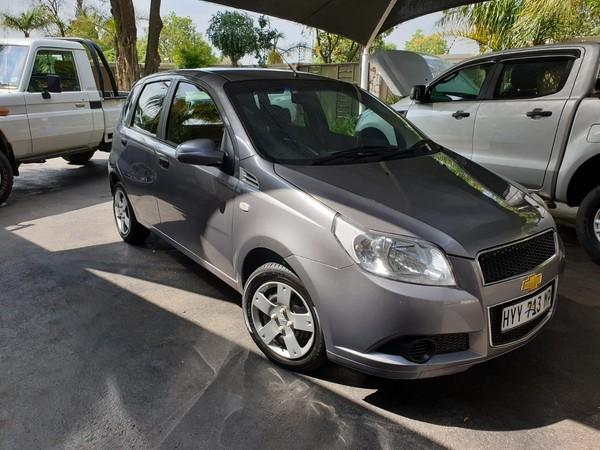 2009 Chevrolet Aveo 1.6 Ls 5dr  Gauteng Vereeniging_0