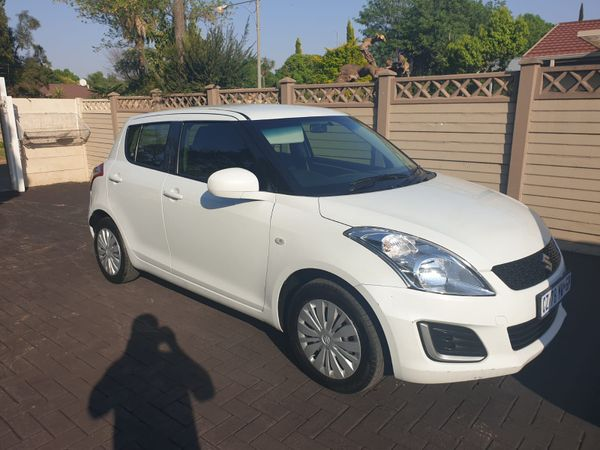 2014 Suzuki Swift 1.4 Gl  Gauteng Vereeniging_0