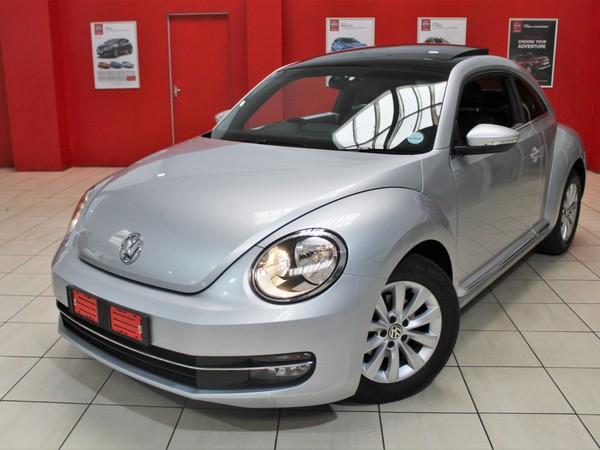 2013 Volkswagen Beetle 1.2 Tsi Design  Gauteng Springs_0