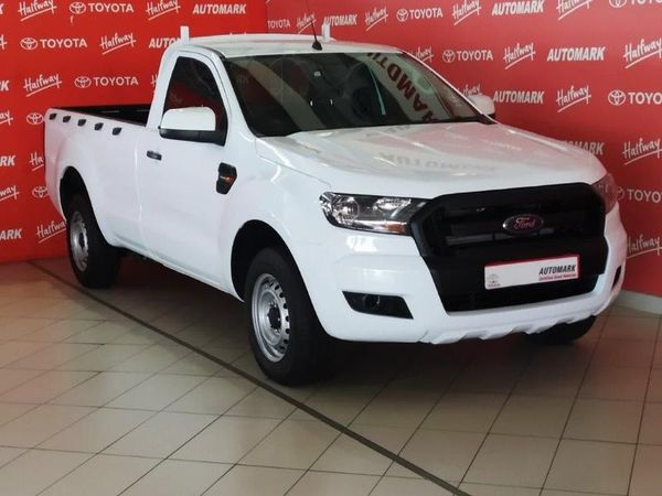 2018 Ford Ranger 2.2TDCi LR Single Cab Bakkie Gauteng Sandton_0