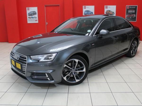 2016 Audi A4 1.4T FSI S Tronic Gauteng Springs_0