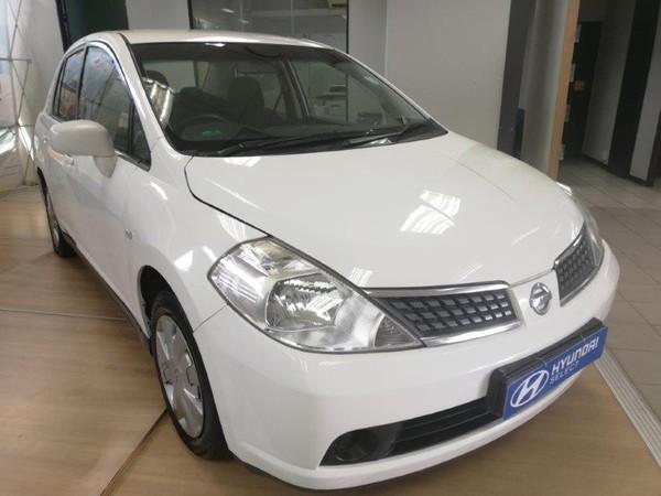 2012 Nissan Tiida 1.6 Visia  AT Sedan Kwazulu Natal Durban_0