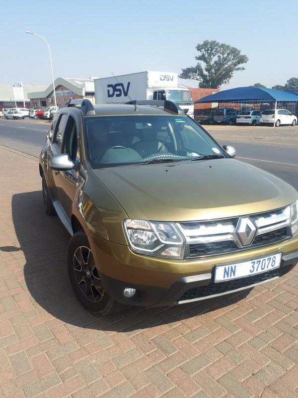 2017 Renault Duster 1.5 dCI Dynamique 4x4 Kwazulu Natal Newcastle_0