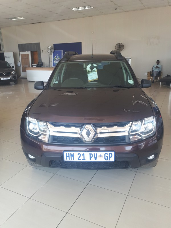 2018 Renault Duster 1.6 expression Kwazulu Natal Newcastle_0