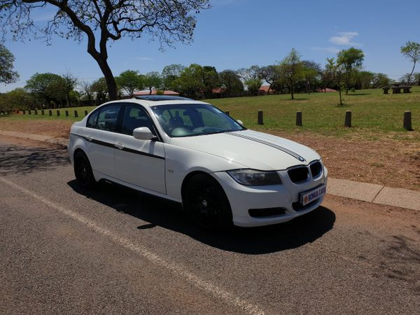 2010 BMW 3 Series 320i e90  Gauteng Pretoria West_0