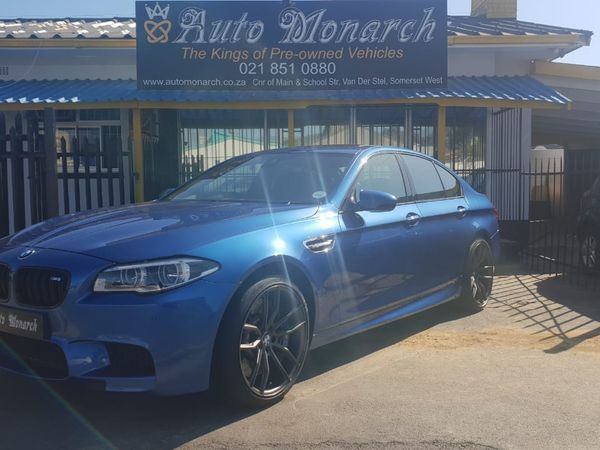 2014 BMW M5 M5 M-DCT Western Cape Somerset West_0