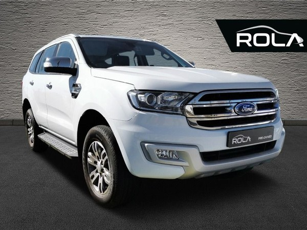 2017 Ford Everest 3.2 XLT 4X4 Auto Western Cape Somerset West_0