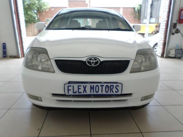 2003 Toyota RunX 160i Rx  Gauteng Johannesburg_0