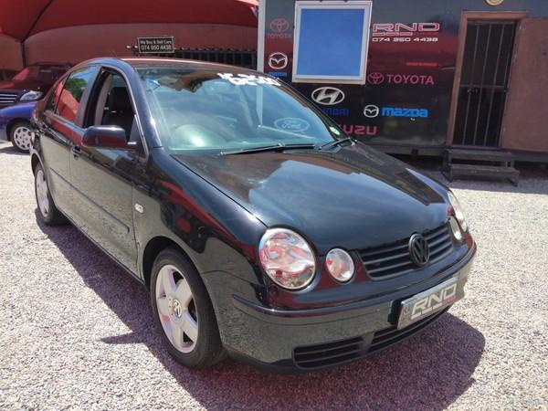 2004 Volkswagen Polo 1.6 Comfortline  Gauteng Edenvale_0