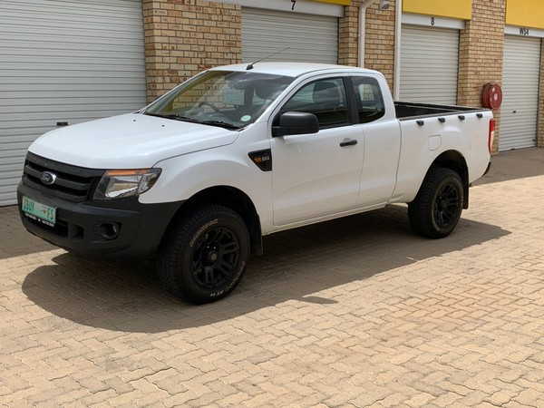 2016 Ford Ranger 2.2TDCi XL PU SUPCAB Free State Bloemfontein_0