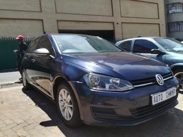 2013 Volkswagen Golf Vi 1.6 Tdi Bluemotion  Gauteng Johannesburg_0