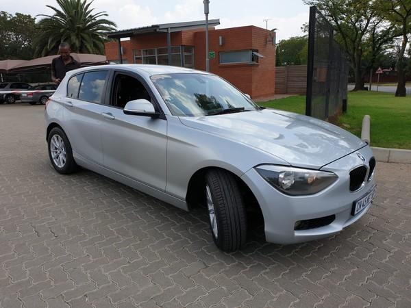 2013 BMW 1 Series 116i 5dr At f20  Gauteng Vereeniging_0