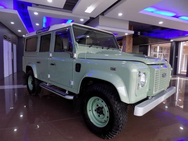 2015 Land Rover Defender 110 2.2D SW Heritage Western Cape Stellenbosch_0